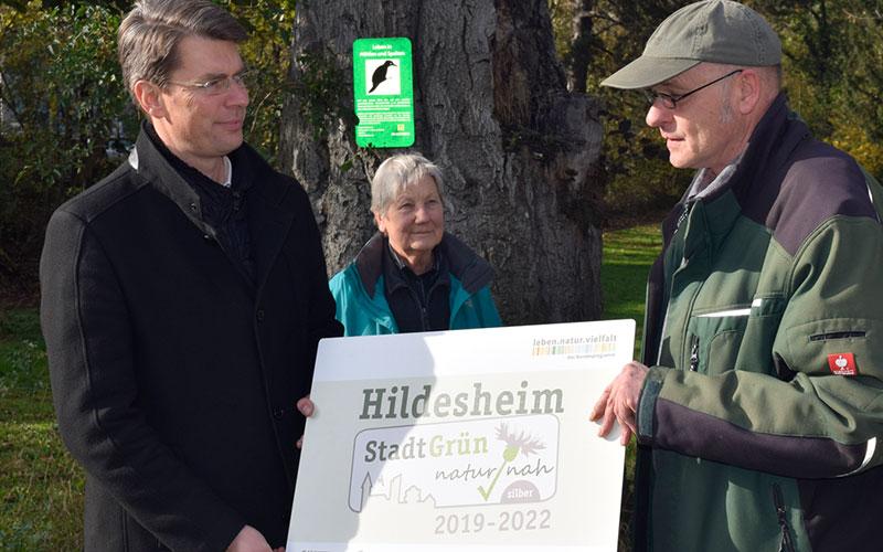 Stadt Hildesheim gestaltet Grünanlagen naturnah