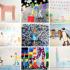 """Die eingereichten Kunstwerke beim ersten Malwettbewerb """"Eiszeit"""" zeigen eine kreative Bandbreite."""