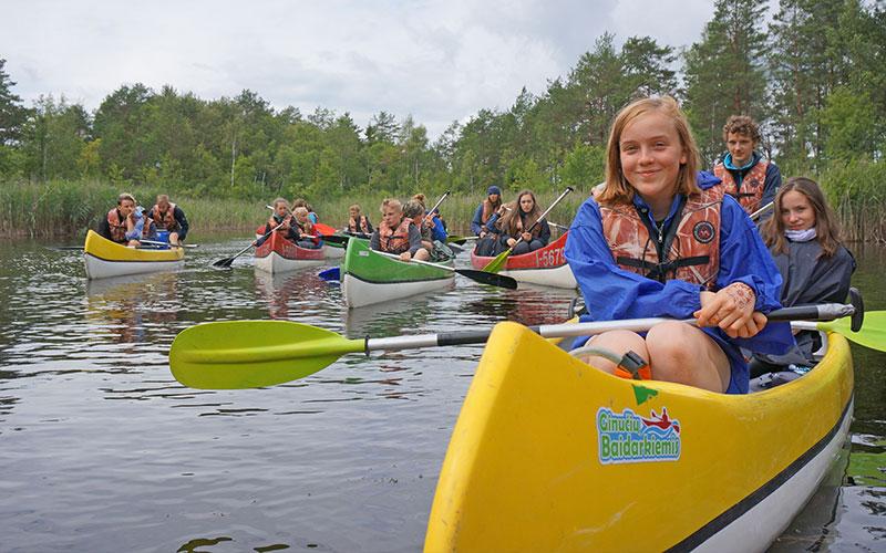 Auch 2020 veranstaltet die Naturschutzorganisation WWF Deutschland wieder spannende und unvergessliche WWF Junior und WWF Jugend Camps in Deutschland und Europa.